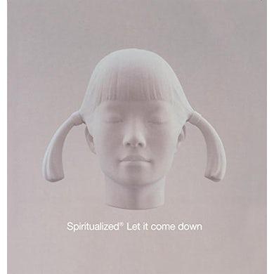 Spiritualized LET IT COME DOWN Vinyl Record