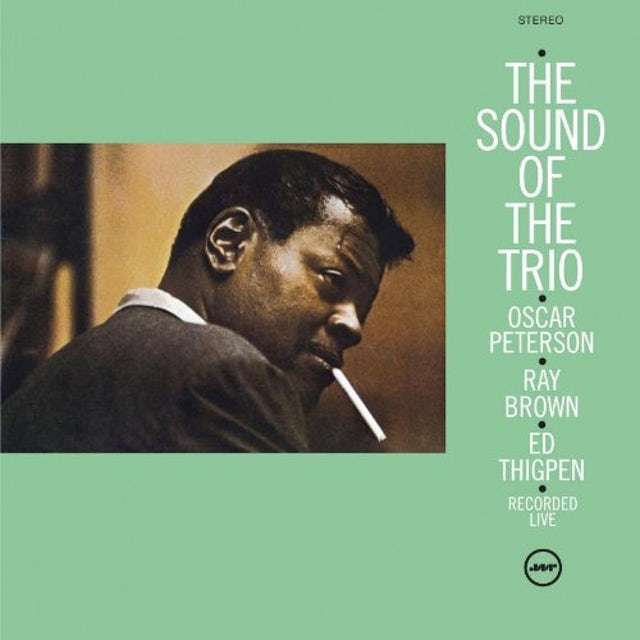 Oscr Peterson SOUND OF TRIO Vinyl Record