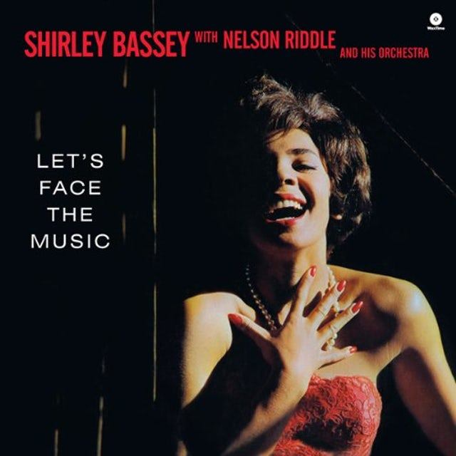 Shirley Bassey LET'S FACE THE MUSIC-THE COMPLETE EDITION Vinyl Record - Spain Release