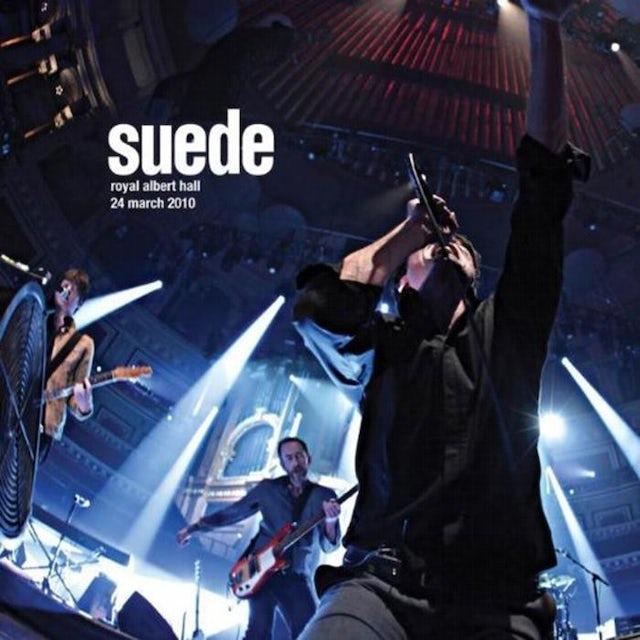 Suede ROYAL ALBERT HALL 24 MARCH 2010 Vinyl Record