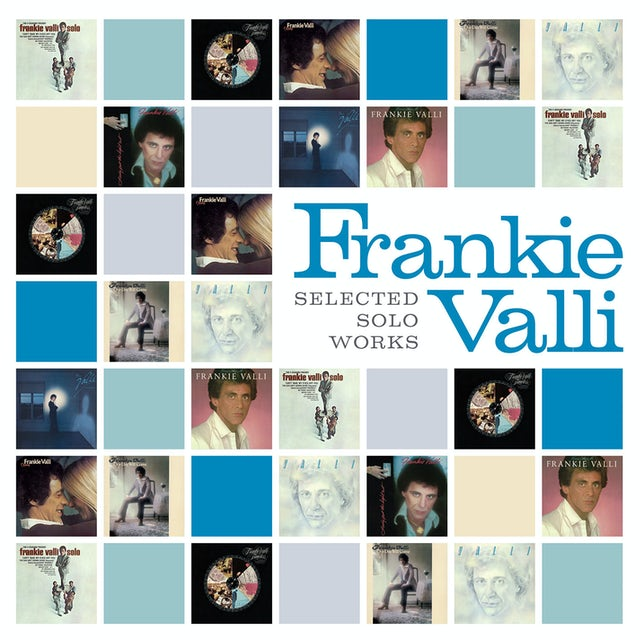 Frankie Valli SELECTED SOLO WORKS CD