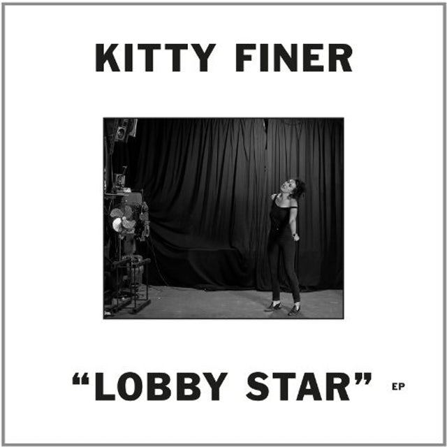 Kitty Finer LOBBY STAR Vinyl Record