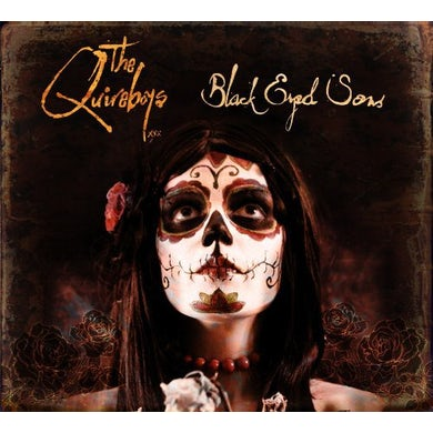 Quireboys BLACK EYED SONS CD