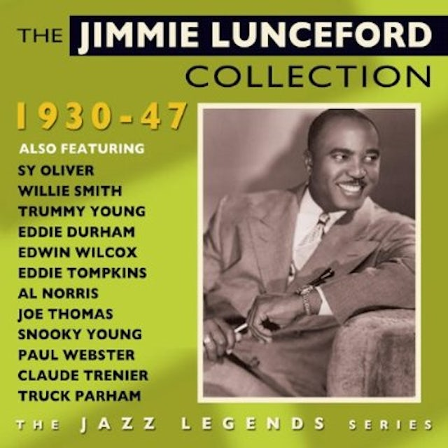 Jimmie Lunceford COLLECTION 1930-42 CD