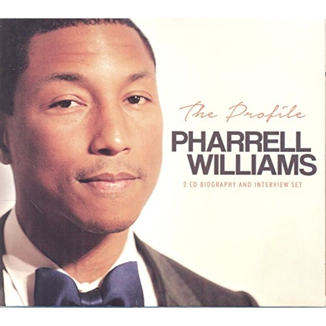 Pharrell Williams PROFILE CD
