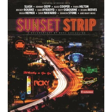 SUNSET STRIP Blu-ray
