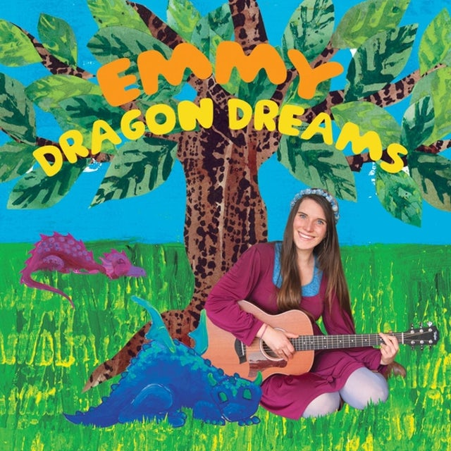 Emmy DRAGON DREAMS CD