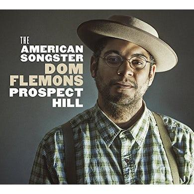 Dom Flemons PROSPECT HILL CD