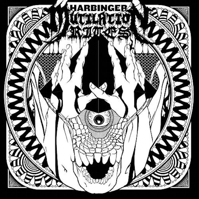 Mutilation Rites HARBINGER Vinyl Record