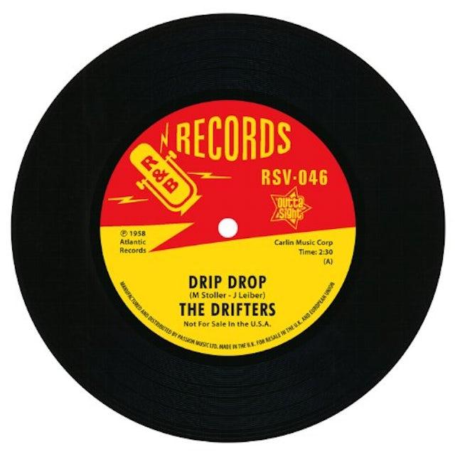 5 Royales/The Drifters DRIP DROP/CATCH THAT TEARDROP Vinyl Record