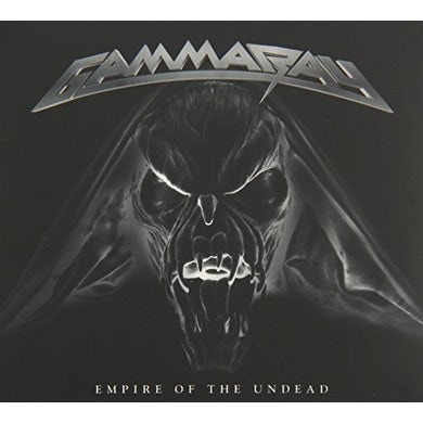 Gamma Ray EMPIRE OF THE UNDEAD CD
