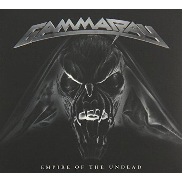 Gamma Ray EMPIRE OF THE UNDEAD CD