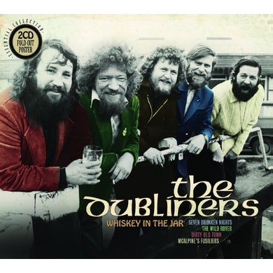 Dubliners WHISKEY IN THE JAR CD