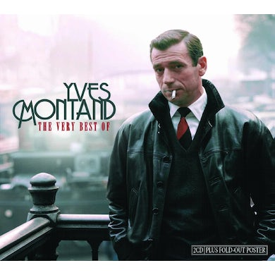 Yves Montand VERY BEST/LE MEILEUR CD