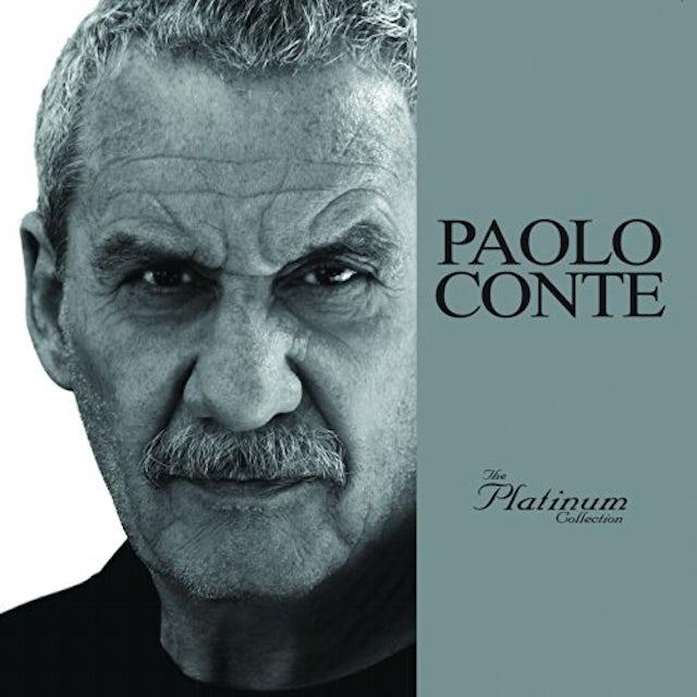 Paolo Conte PLATINUM COLLECTION CD