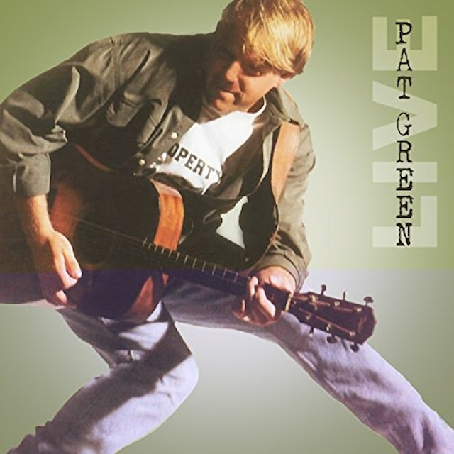 Pat Green HERE WE GO CD