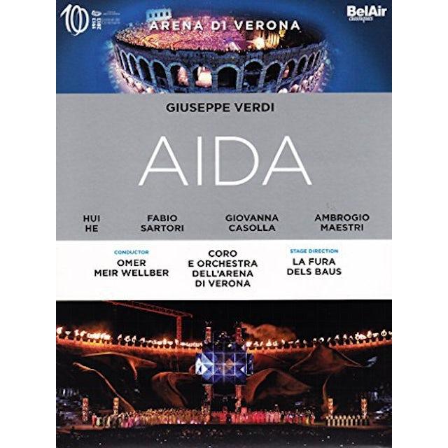 Verdi AIDA CD