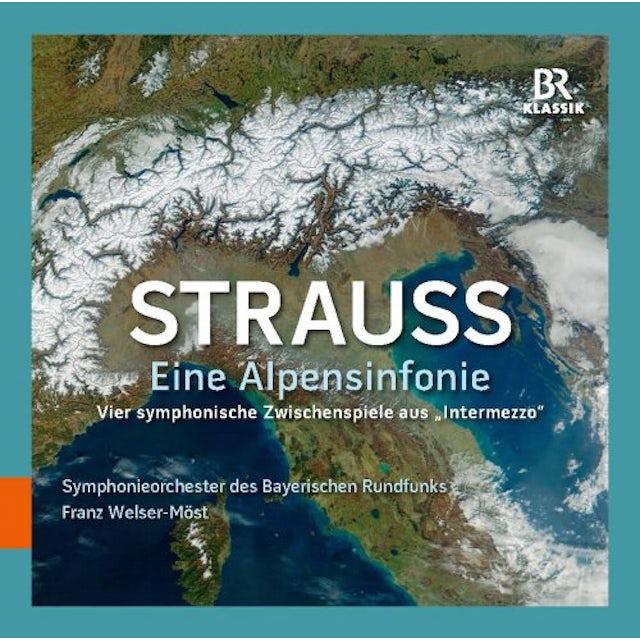 Strauss ALPINE SYMPHONY CD