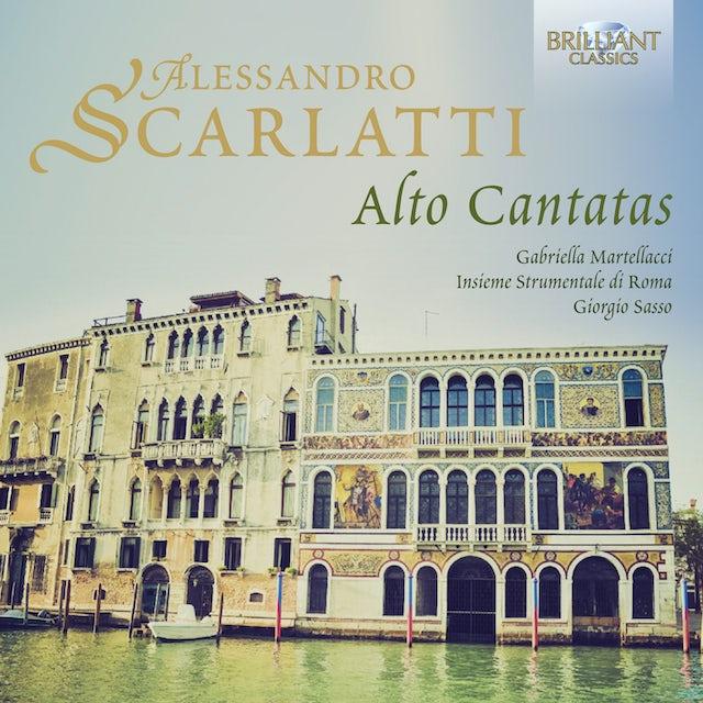 Scarlatti ALTO CANTATAS CD