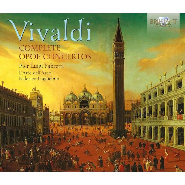 Vivaldi COMP OBOE CTOS CD