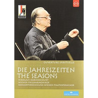 Haydn DIE JAHRESZEITEN & THE SEASONS CD