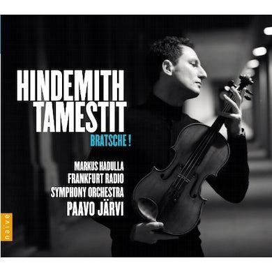 Hindemith BRATSCHE! CD