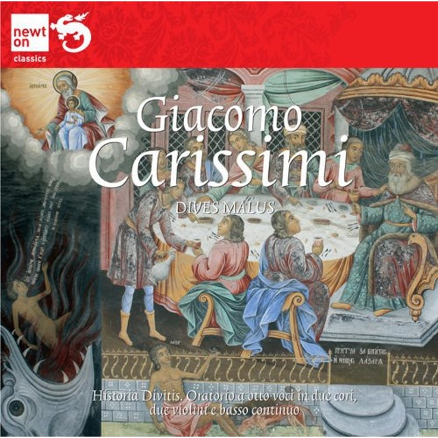 Carissimi DIVES MALUS CD