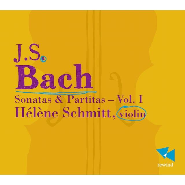 Bach SONATAS & PARTITAS 1 CD