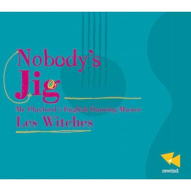NOBODY'S JIG-MR. PLAYFORD'S ENGLISH DANCING MASTER CD