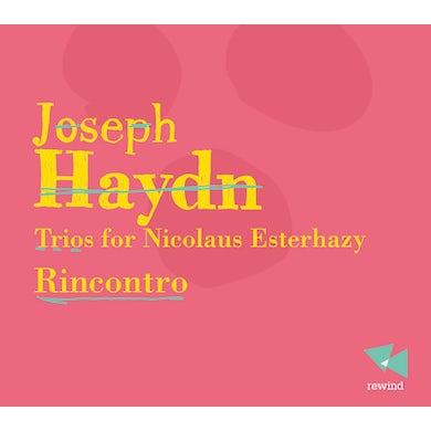 Haydn TRIOS FOR NICOLAUS ESTERHAZY CD