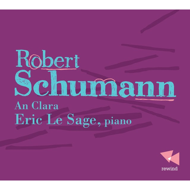 Schumann CLARA CD