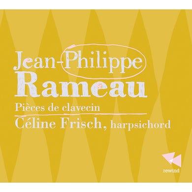Rameau PIECES DE CLAVECIN CD