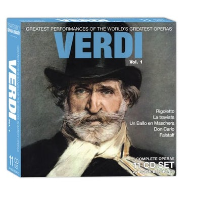 GREATEST OPERAS 1 CD