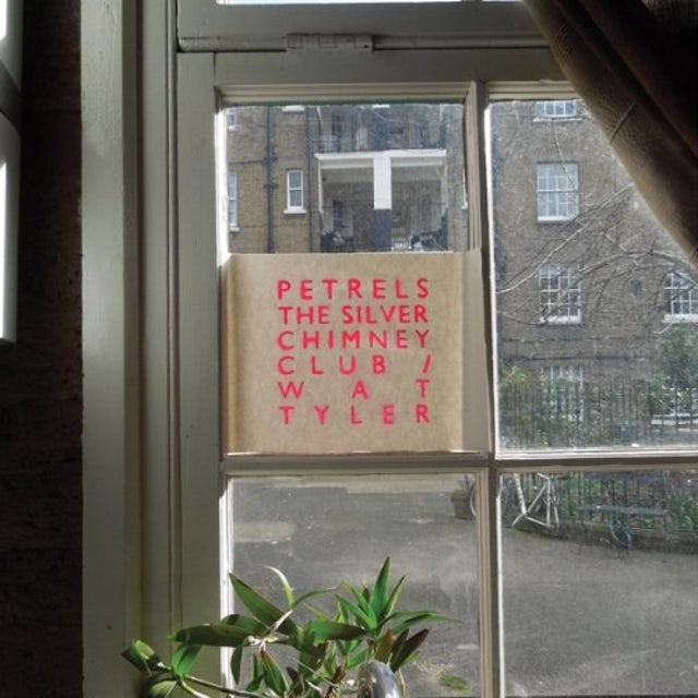 Petrels SILVER CHIMNEY CLUB / WAT TYLER Vinyl Record