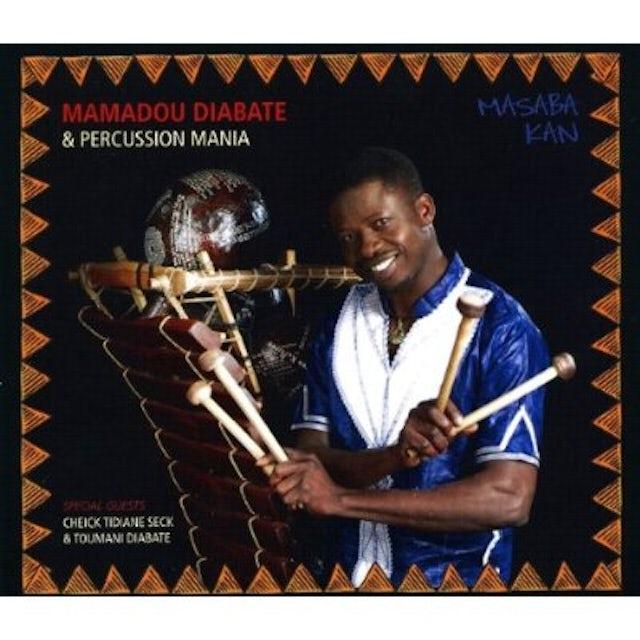 Mamadou Diabate MASABA KAN CD