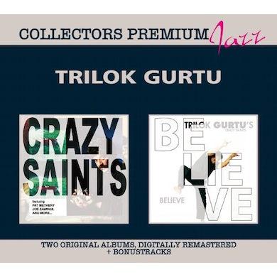 CRAZY SAINTS & BELIEVE CD