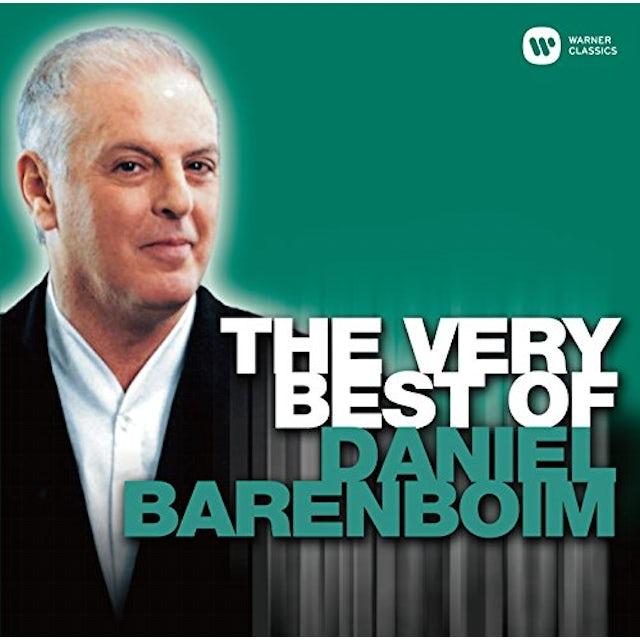 Daniel Barenboim VERY BEST OF CD