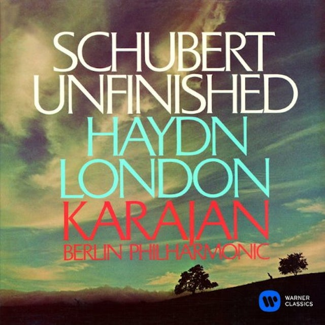 Herbert Von Karajan SCHUBERT: SYMPHONY NO.8 'UNFINISHED' CD