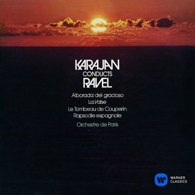Herbert Von Karajan RAVEL: RAPSODIE ESPAGNOLE. ALBORADA CD