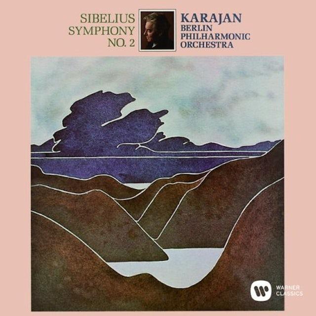 Herbert Von Karajan SIBELIUS: SYMPHONY NO.2 CD