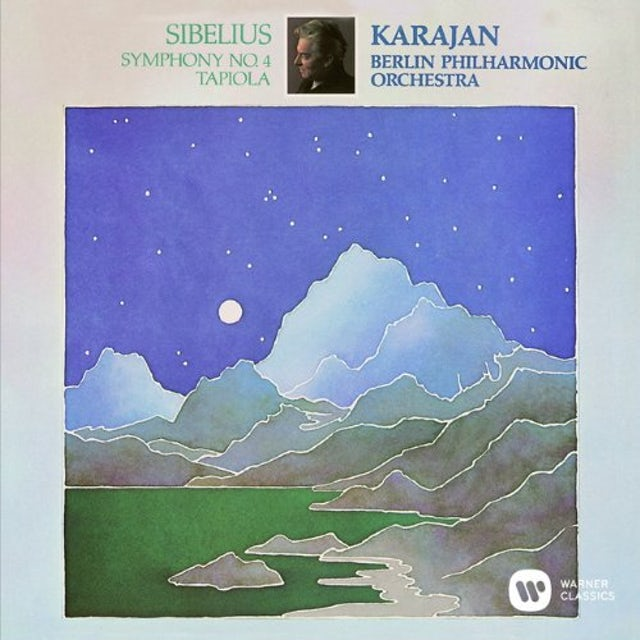 Herbert Von Karajan SIBELIUS: SYMPHONY NO.4 CD