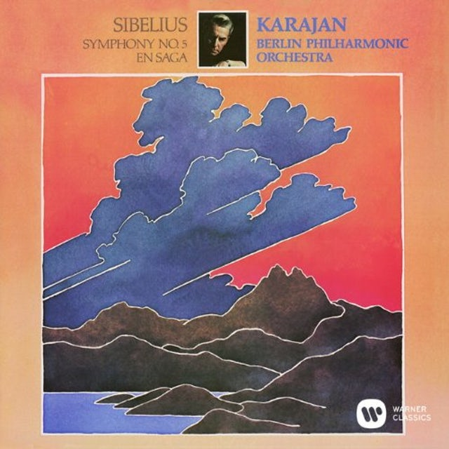 Herbert Von Karajan SIBELIUS: SYMPHONY NO.5 CD