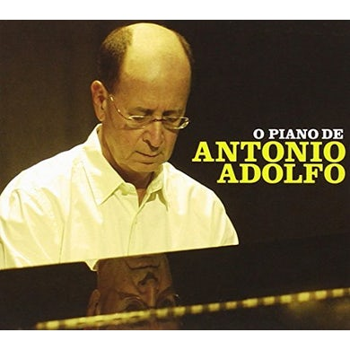 Antonio Adolfo O PIANO DE CD
