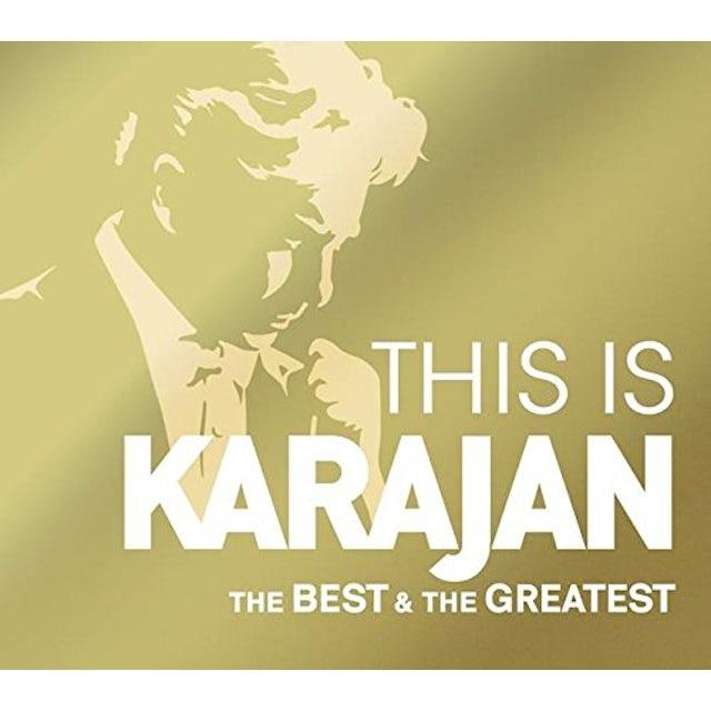 Herbert Von Karajan THIS IS KARAJAN CD