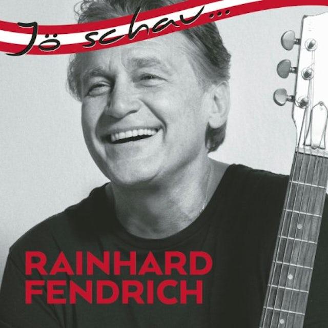 Rainhard Fendrich JOE SCHAU...RAINHARD FEND CD