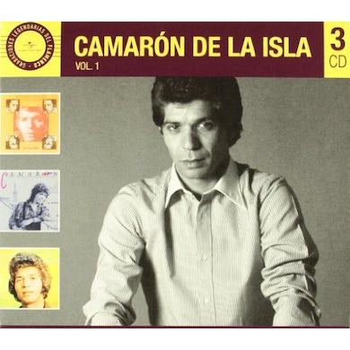 Camaron De La Isla CAJA CAMARON 1 CD
