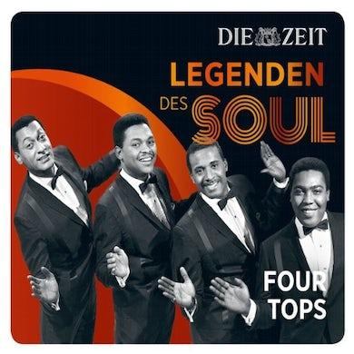 Four Tops DIE ZEIT EDITION-LEGENDEN DES SOUL CD