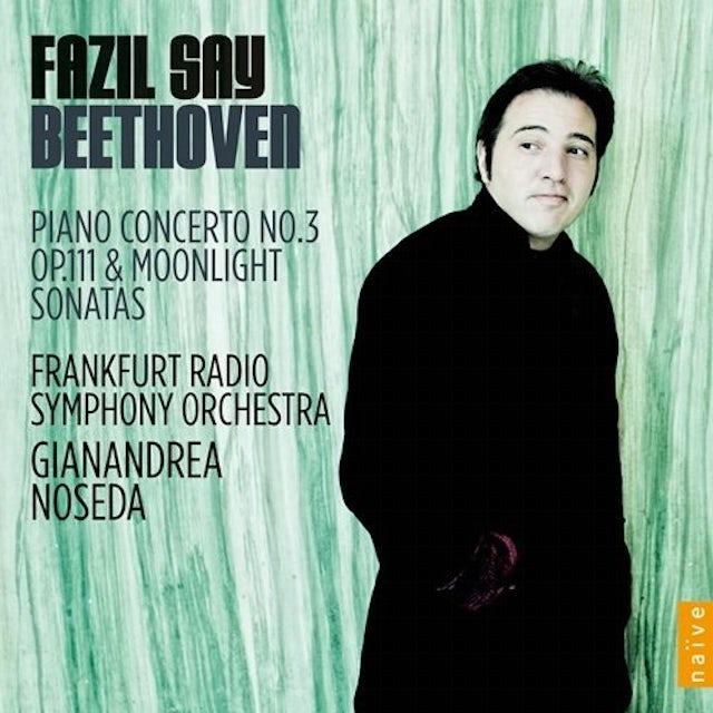 Fazil Say BEETHOVEN:PIANO CONCERTO NO.3 CD