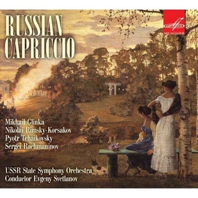 Glinka RUSSIAN CAPRICCIO CD