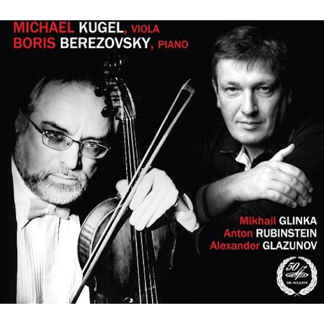 Glinka WORKS FOR VIOLA CD